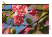 Crab Apple Carry-all Pouch