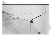 Cracked Stucco Carry-all Pouch