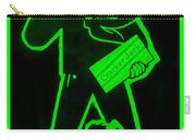Crackerjack Green Carry-all Pouch