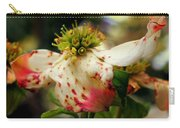 Cranberry Dogwoods Carry-all Pouch by Karen Wiles