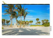 Crandon Park Beach Carry-all Pouch
