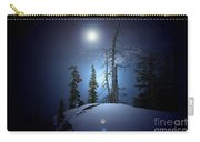 Crater Lake Midnight Oregon Carry-all Pouch