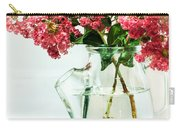 Crepe Myrtle In A Vase Carry-all Pouch