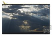 Crepuscular Rays Carry-all Pouch