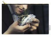 Criminal With Weeds And Green Grass Carry-all Pouch