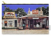 Crossroads Store Bar Juke Joint And Gas Station Fsa Marion Post Wolcott Melrose Louisiana Carry-all Pouch