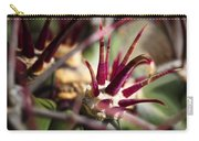 Crown Of Thorns Carry-all Pouch by Kelley King
