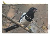 Crying Magpie Carry-all Pouch