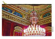 Crystal Chandelier In Dolmabache Palace In Istanbul-turkey  Carry-all Pouch