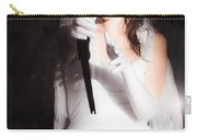 Cupid Angel Of Romance Setting Hearts On Fire Carry-all Pouch
