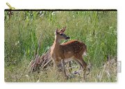 Curious Whitetail Carry-all Pouch