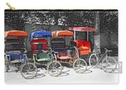 Cycle Rickshaws Carry-all Pouch