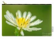 Daisy Fleabane Erigeron Annuus Carry-all Pouch