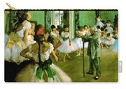 Dance Class  Carry-all Pouch