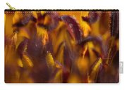 Bordeaux Red Stamens Carry-all Pouch