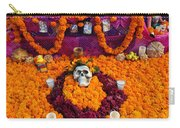 Day Of The Dead Altar, Mexico Carry-all Pouch