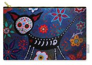 Day Of The Dead Chihuahua Carry-all Pouch