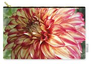 Dazzling Dahlia  Carry-all Pouch