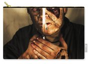 Dead Man Smoking Carry-all Pouch