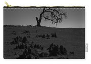 Death Of An Oak Tree Carry-all Pouch