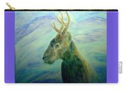 Deer At Home Carry-all Pouch