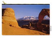 Delicate Arch, Arches National Park Carry-all Pouch