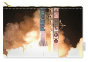 Delta II Rocket Taking Off Carry-all Pouch