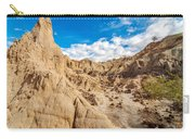 Desert And Blue Sky Carry-all Pouch