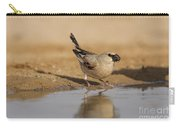 Desert Finch Carduelis Obsoleta Carry-all Pouch