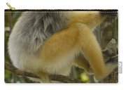 Diademed Sifaka Madagascar Carry-all Pouch