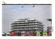 Diamond Jubilee Weekend At The Derby Horse Race On Epsom Downs  Carry-all Pouch