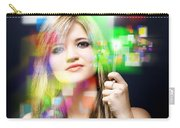 Digital Future Of Business Communication Carry-all Pouch
