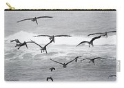 Dinner Time At Pelican Land Carry-all Pouch
