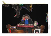 Doc Holliday Teaching Faro Crystal Palace Saloon Tombstone Arizona 2004  Carry-all Pouch