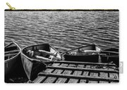 Dock At Island Lake Carry-all Pouch