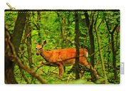 Doe On The Move Carry-all Pouch