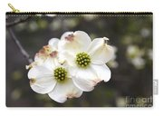 Dogwood Blooms Carry-all Pouch