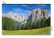 Dolomites - Catinaccio Mount Carry-all Pouch