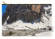 Dolomites - Pisciadu Peak Carry-all Pouch