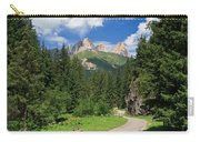 Dolomiti - Fassa Valley Carry-all Pouch