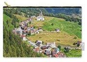 Dolomiti - Laste Village Carry-all Pouch