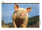 Domestic Pig Carry-all Pouch