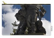 Donner Party Monument  Carry-all Pouch