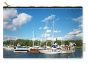 Door County Harbor Carry-all Pouch