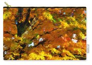 Door County Yellow Maple Migrant Shack Carry-all Pouch