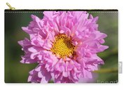 Double Click Cosmos Named Rose Bonbon Carry-all Pouch