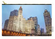 Downtown Chicago View Carry-all Pouch