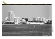 Downtown Clearwater Skyline Carry-all Pouch