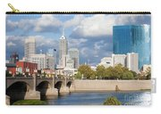Downtown Indianapolis Indiana Carry-all Pouch