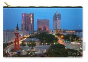 Downtown San Antonio Texas Skyline Carry-all Pouch